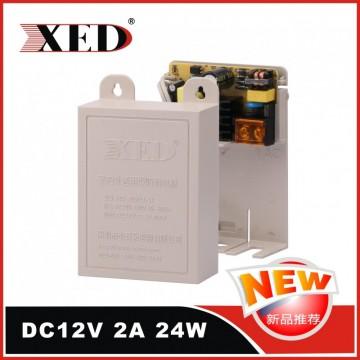 小耳朵-DC12V2A防水壁挂电源XED-20SF11-SJ