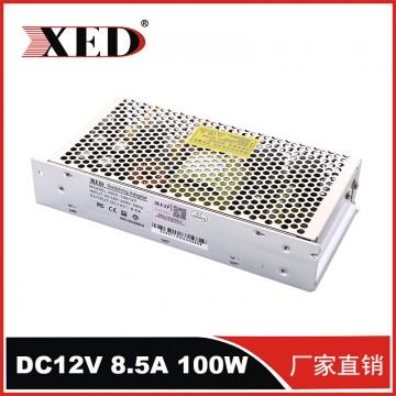 小耳朵 DC12V 8.5A网状开关电源 XED-10012T