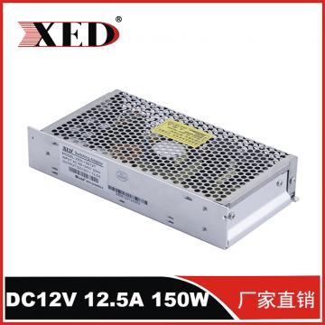 小耳朵-DC12V 12.5A网状开关电源 XED-15012T