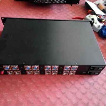 AES/EBU数字音频光端机数字调音台使用广播级标准非压缩传输